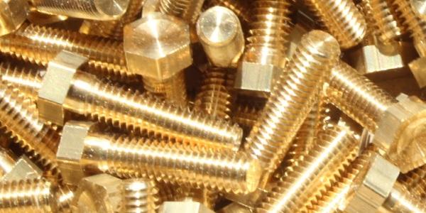 brass screw machining