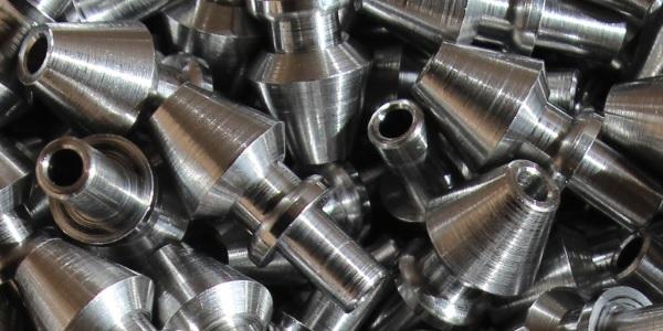 cone machining, bar turning