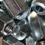 Steel fitting