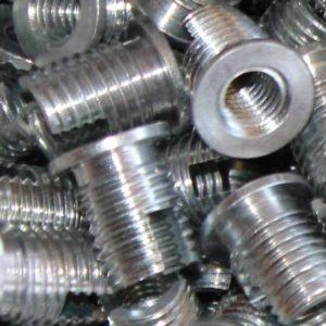 Usinage de pièce inox, aluminium secteur ferroviaire